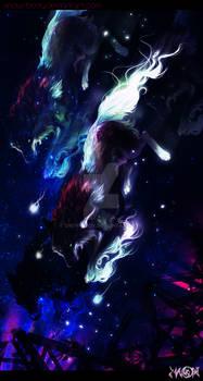 T: Shadow Dancer + Speed Paint