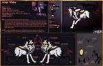 Ref Sheet: Lady Valora