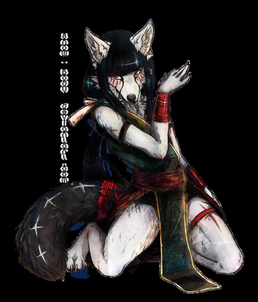 T: NODACHI by Snow-Body