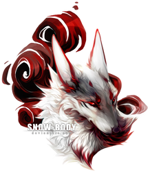 C: crimson red by Snow-Body