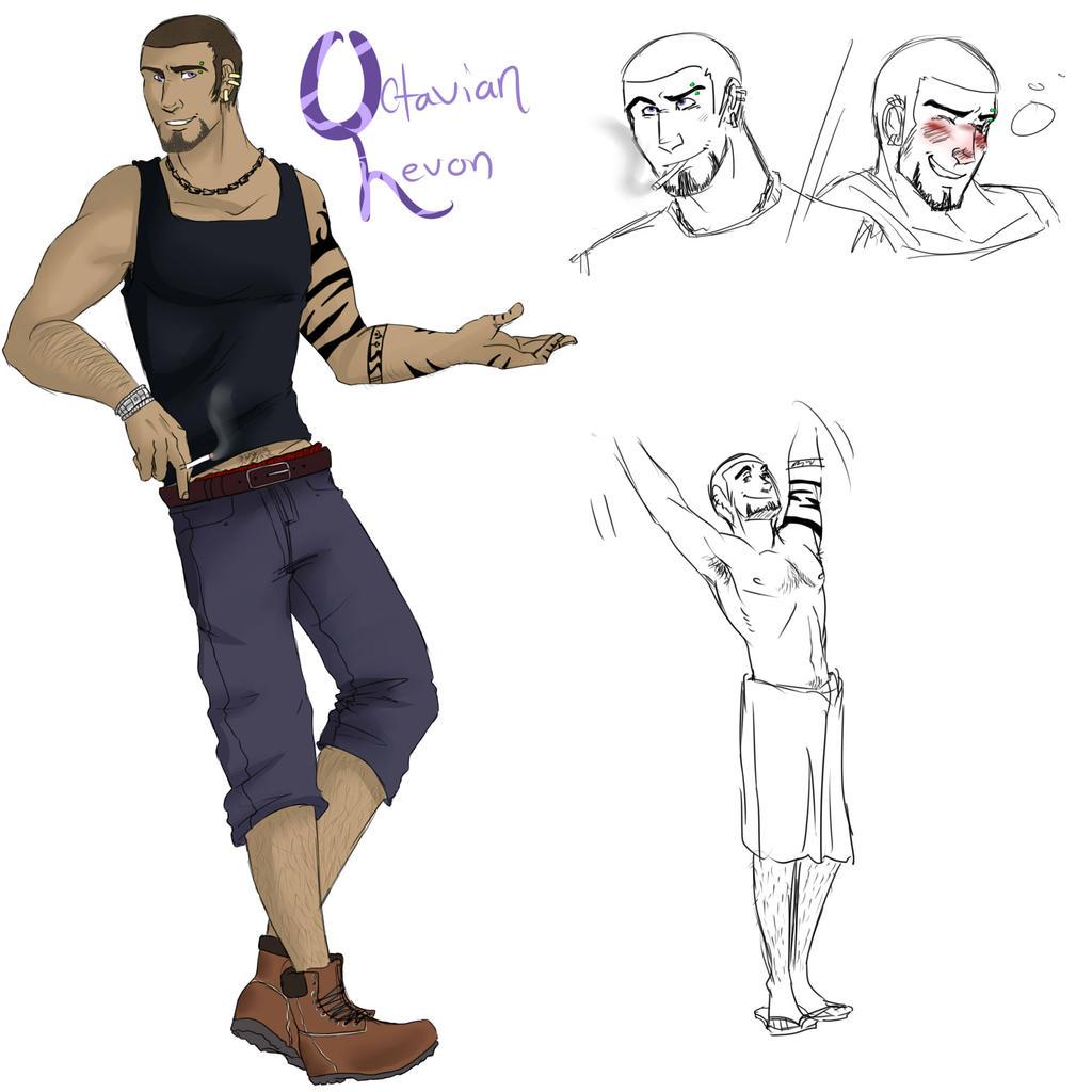 Octavian Levon by RapturesSaviour