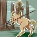 centaur I GUESS