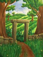 Furthundian fields by Sigurth