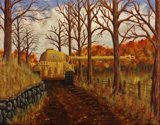 Autumn Hunt by Sigurth