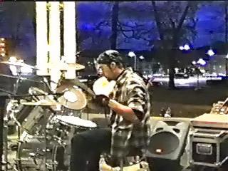 Pic of me drumming by matrix7