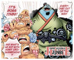 Jinbe and the Croquembouche