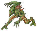 Emerald Ore-Eater