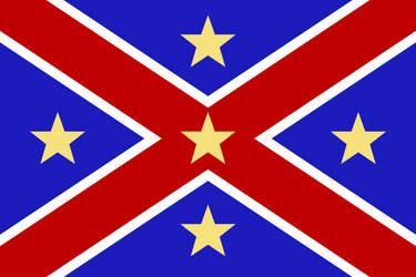 Presidents' Flags: Johnson