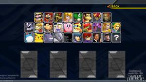 CarlmanZ's Smash Bros - Melee