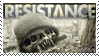 Resistance Stamp by TheNoTalentLoser