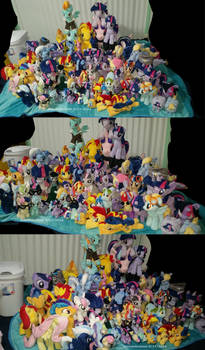 i am anto, hoarder of ponies