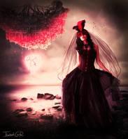 When Love Is Gone... by LadyPingu