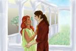 Feanor and Nerdanel