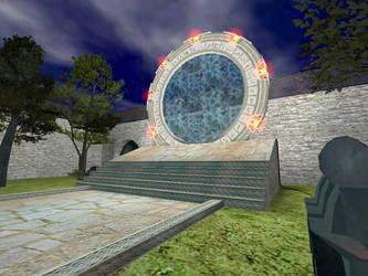 stargate in CS 1-6 map by me by Devilangelo