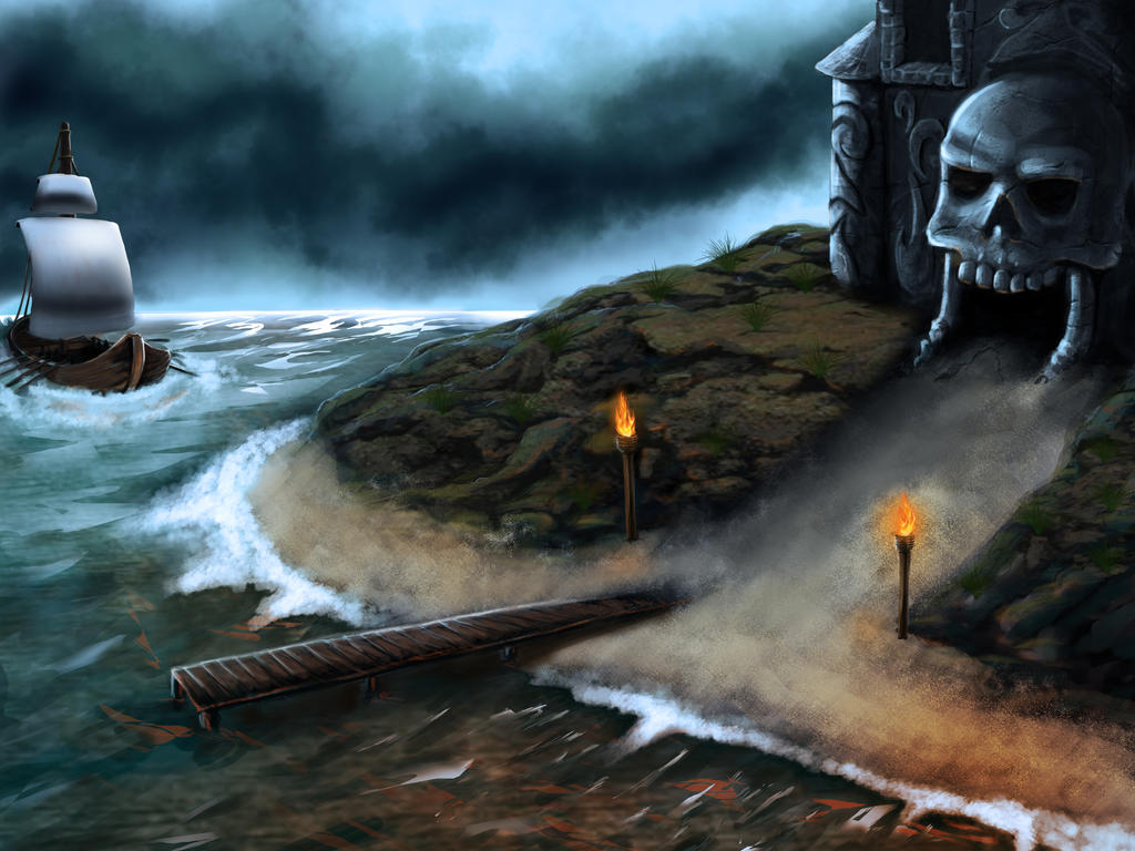 Rumpot Isle by rbl-art