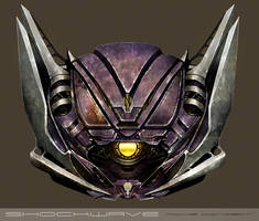 Shockwave Movie Head Design by MitGas