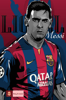 Lionel Messi (Road to Berlin)