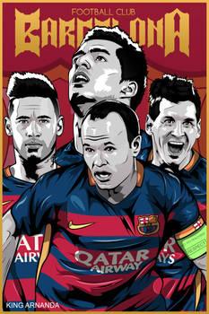 FC Barcelona Season 2015-16