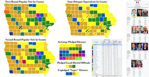 Around the Country in 80 Candidates - Iowa
