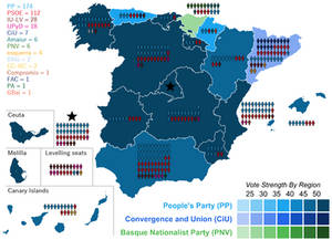 2011 Spanish election - More proportional