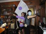Temari Naruto 2nd costume by Virchan