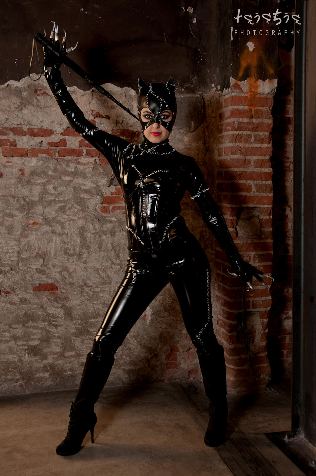 Catwoman by Virchan