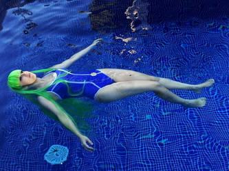 Deep blue by Virchan