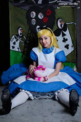 Alice in Wonderland by Virchan