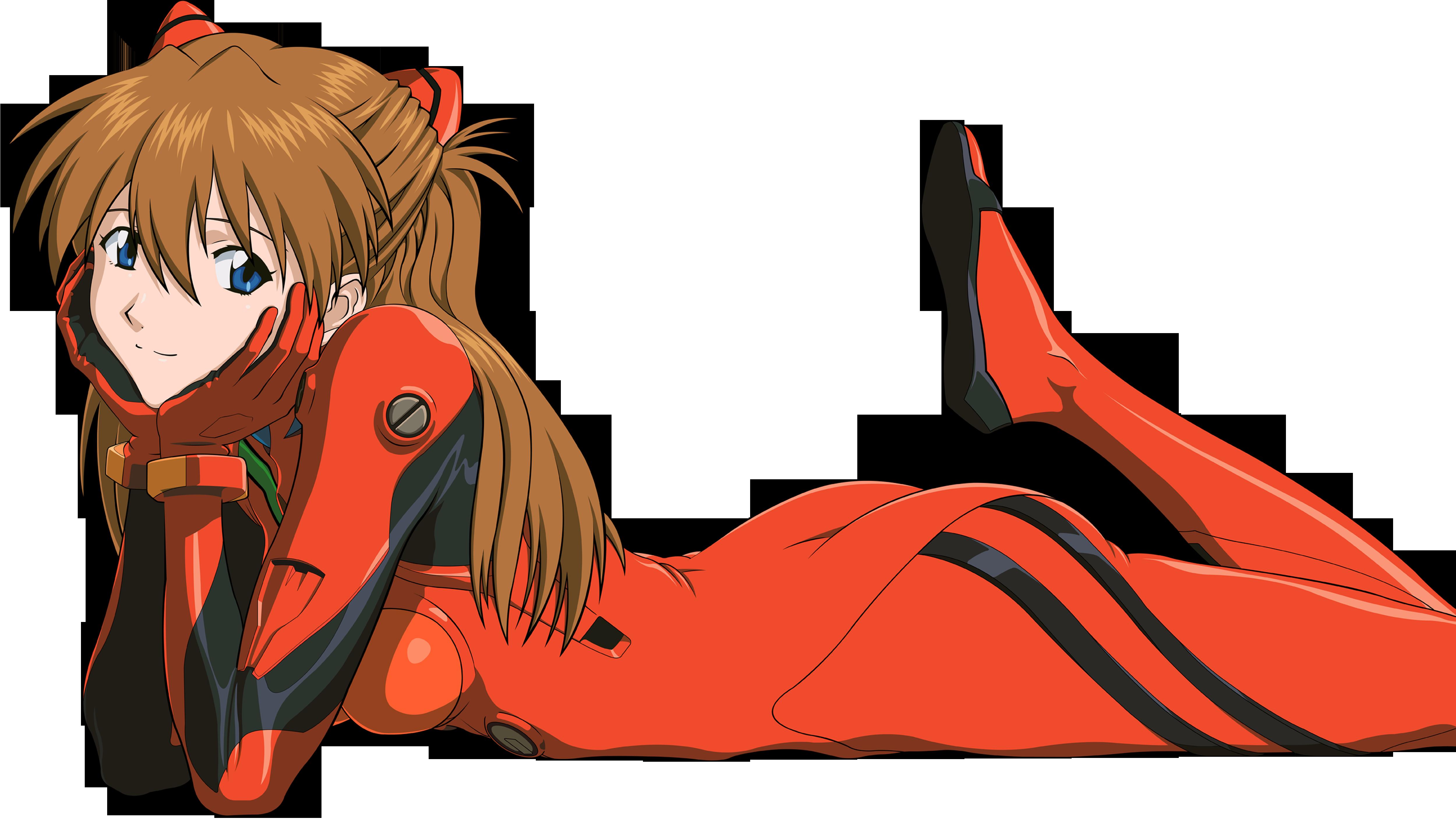 Asuka Langley Soryu Vector By Lucidxnitemare On Deviantart