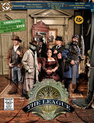 The League by Empress1