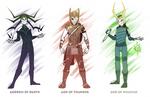 The Asgardian Gods