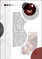 lifestyle magazine layout by 4Sunshine