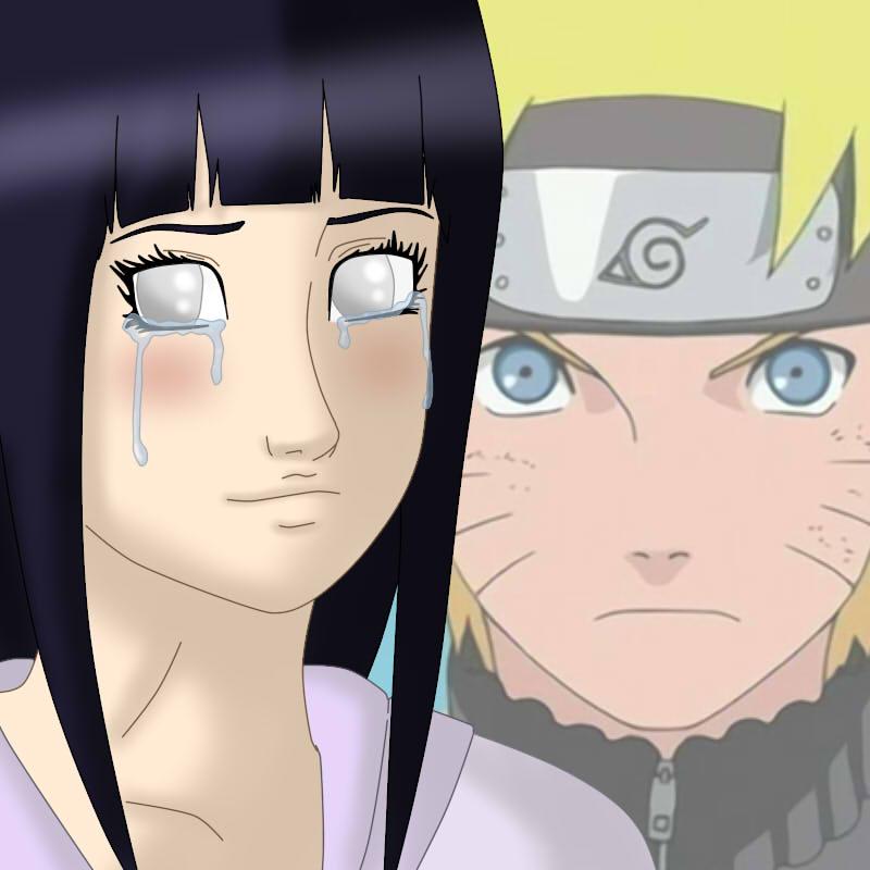 I Love You... Naruto (Hinata) By Yaoifreakchen On DeviantArt