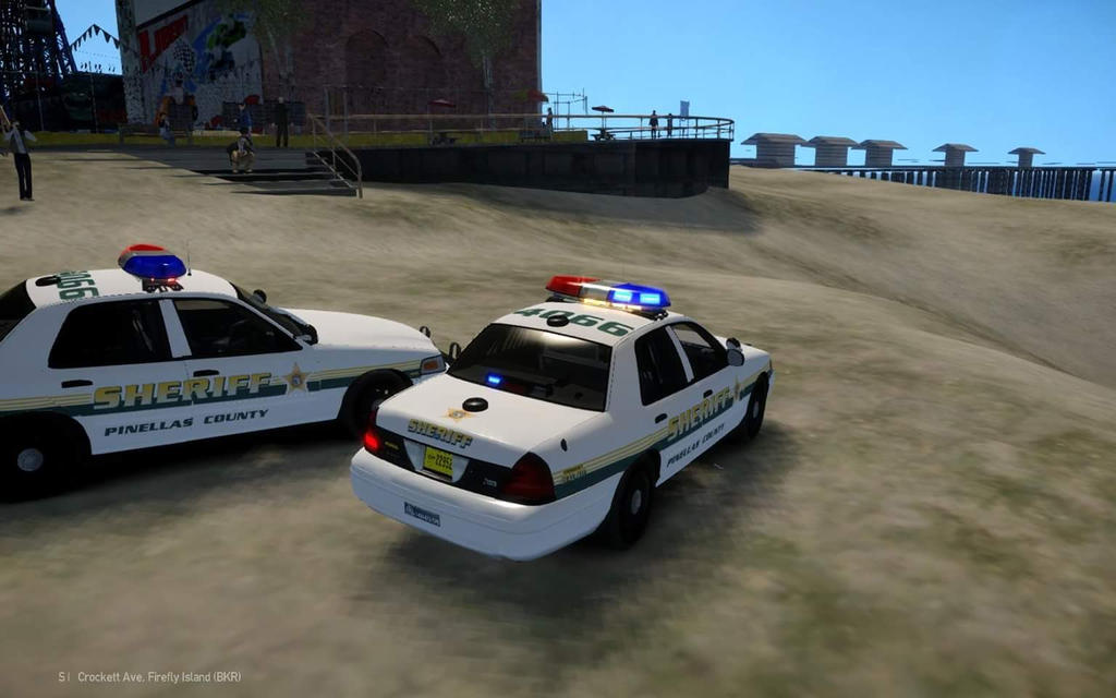 GTA IV - PCSO (Pinellas County Sheriff's Office) 6 by Cheeky