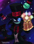 Black Hat Gauntle