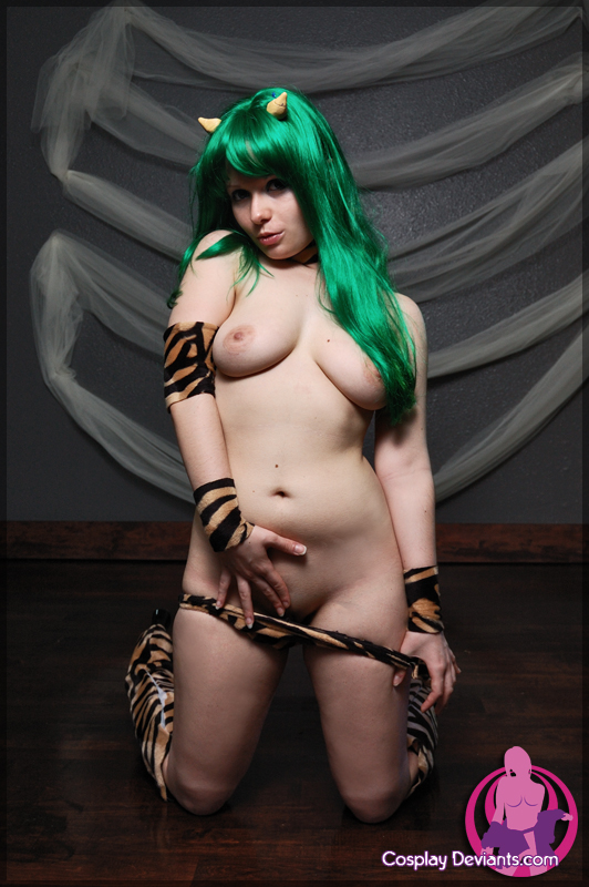 Lum the Invader by CosplayDeviants