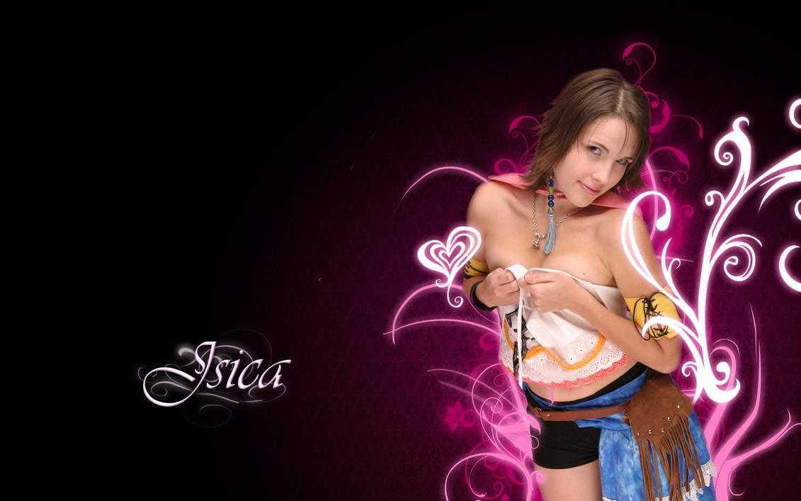 Jsica's Gunner Wallpaper by CosplayDeviants