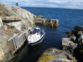 Boat at Vaderobod