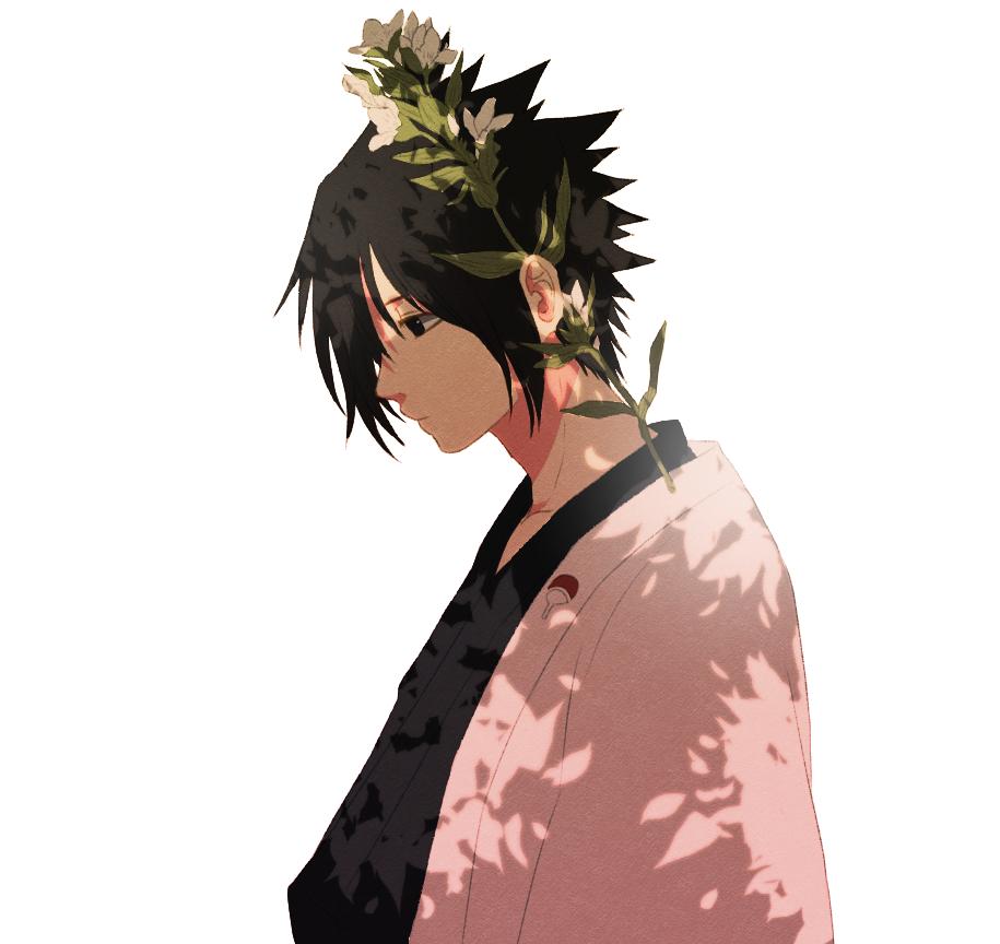 Render 19 Sasuke Uchiha by UsagiHikari