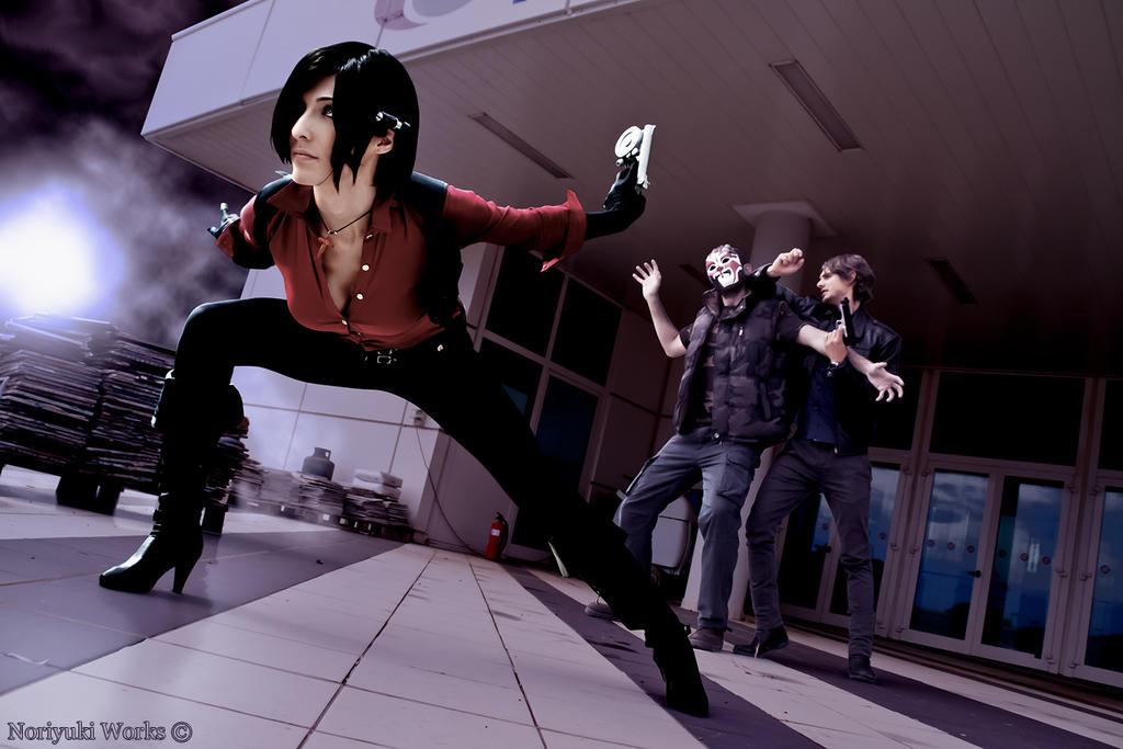 Preview Set: Resident Evil 6 Romics 2013 01 by Noriyuki83