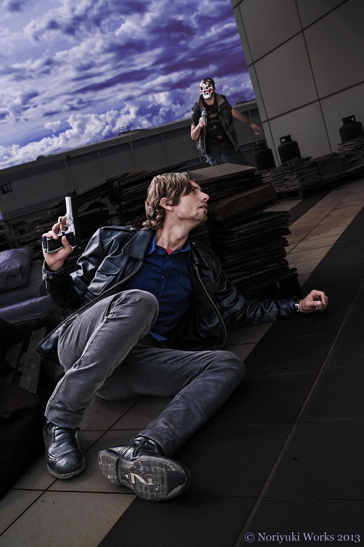 Resident Evil 6 (Romics 2013) 02 by Noriyuki83