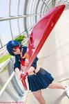 Ryuko by Shurelia (Uniform ver) 01