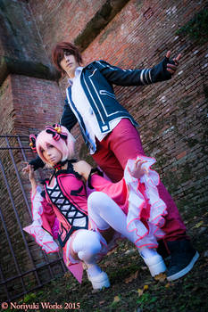 Fairy Fencer F (Lucca2015) 01