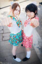 YurikoTiger and ShioriCO (ComicsCity2017) 02