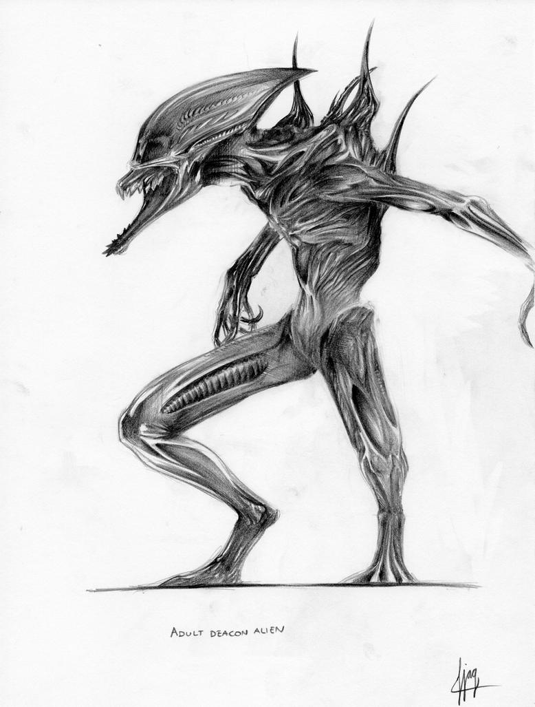 List of Synonyms and Antonyms of the Word: deacon alien