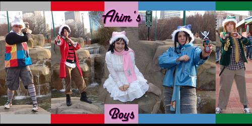 Ahim's Boys by RegulusBlack