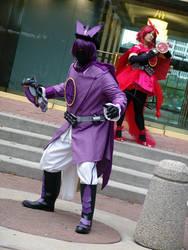 Putotyra and Tajador - Kamen Rider OOO by RegulusBlack
