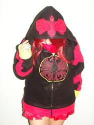 Kamen Rider OOO TAJADOR Hoodie by RegulusBlack