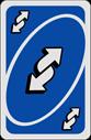 UNO Reverse Card - No U