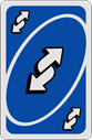 UNO Reverse Card - No U by Icy-Roulette